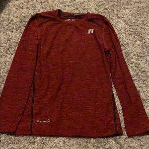 Russell dri-fit long sleeve shirt